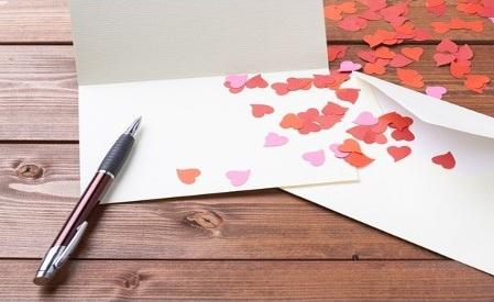 écrire une deuxième lettre à son ex